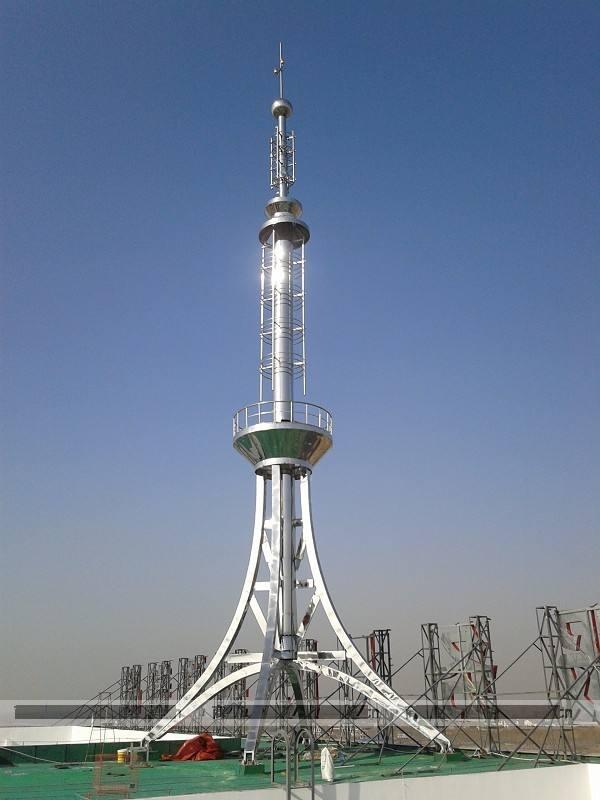 楼顶装饰塔