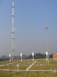 30米测风塔